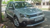 2014 VW Cross Polo facelift IAB front