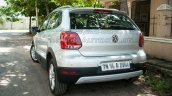 2014 VW Cross Polo facelift IAB rear
