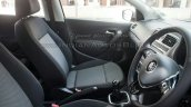 2014 VW Cross Polo facelift IAB seats