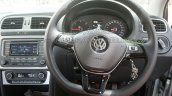 2014 VW Cross Polo facelift IAB steering