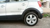 2014 VW Cross Polo facelift IAB wheel