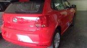 2014 VW Polo GT TSI facelift rear three quarter