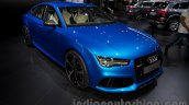 2015 Audi RS7 front right three quarter at the Moscow Motorshow 2014
