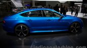 2015 Audi RS7 profile at the Moscow Motorshow 2014