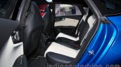 2015 Audi RS7 rear seats at the Moscow Motorshow 2014
