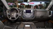 2015 Chevrolet Silverado at the 2014 Moscow Motor Show interior