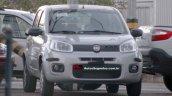 2015 Fiat Uno Attractive spied in Brazil front