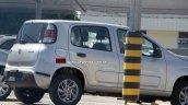 2015 Fiat Uno Attractive spied in Brazil profile