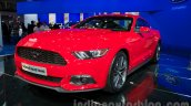 2015 Ford Mustang at the 2014 Moscow Motor Show front quarters