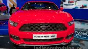 2015 Ford Mustang at the 2014 Moscow Motor Show front