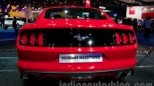 2015 Ford Mustang at the 2014 Moscow Motor Show rear