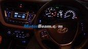 2015 Hyundai Elite i20 spotted interior
