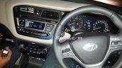 2015 Hyundai Elite i20 spotted steering