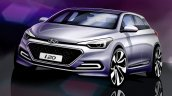 2015 Hyundai i20 Elite i20 Rendering Image
