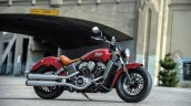 2015 Indian Scout Red