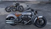 2015 Indian Scout old and new