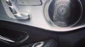 2015 Mercedes C 63 AMG speaker leak