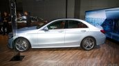 2015 Mercedes C Class profile at the 2014 Moscow Motor show