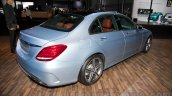 2015 Mercedes C Class rear right three quarter at the 2014 Moscow Motor show