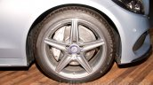 2015 Mercedes C Class wheel at the 2014 Moscow Motor show