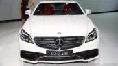 2015 Mercedes CLS 63 AMG front at the 2014 Moscow Motor Show
