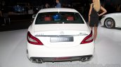 2015 Mercedes CLS 63 AMG rear at the 2014 Moscow Motor Show
