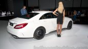 2015 Mercedes CLS 63 AMG rear right three quarter at the 2014 Moscow Motor Show