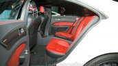 2015 Mercedes CLS 63 AMG rear seat at the 2014 Moscow Motor Show