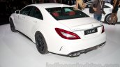 2015 Mercedes CLS 63 AMG rear three quarter at the 2014 Moscow Motor Show
