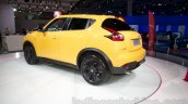 2015 Nissan Juke at the 2014 Moscow Motor Show rear quarter