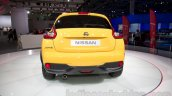 2015 Nissan Juke at the 2014 Moscow Motor Show rear