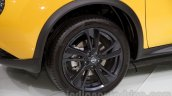 2015 Nissan Juke at the 2014 Moscow Motor Show wheel