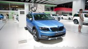 2015 Skoda Octavia Scout at the 2014 Moscow Motor Show