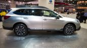 2015 Subaru Outback Prototype side  at the 2014 Moscow Motor Show