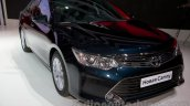 2015 Toyota Camry front right three quarter at the 2014 Moscow Motor Show