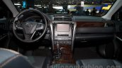 2015 Toyota Camry interior at the 2014 Moscow Motor Show