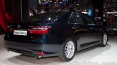 2015 Toyota Camry rear three quarter at the 2014 Moscow Motor Show
