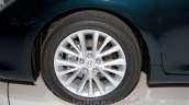 2015 Toyota Camry wheel at the 2014 Moscow Motor Show