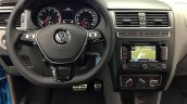 2015 VW Fox dashboard