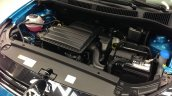 2015 VW Fox front three engine bay