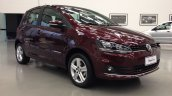 2015 VW Fox maroon