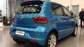 2015 VW Fox rear three quarter