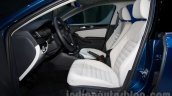 2015 VW Jetta facelift at the 2014 Moscow Motor front seat