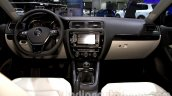 2015 VW Jetta facelift at the 2014 Moscow Motor interior