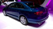 2015 VW Jetta facelift at the 2014 Moscow Motor rear quarters