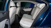 2015 VW Jetta facelift at the 2014 Moscow Motor rear seat