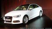 Audi A3 Sedan launch image front quarters