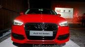 Audi A3 Sedan launch image front