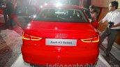 Audi A3 Sedan launch image rear