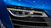 Audi R8 LMX LED headlights at the 2014 Moscow Motor Show
